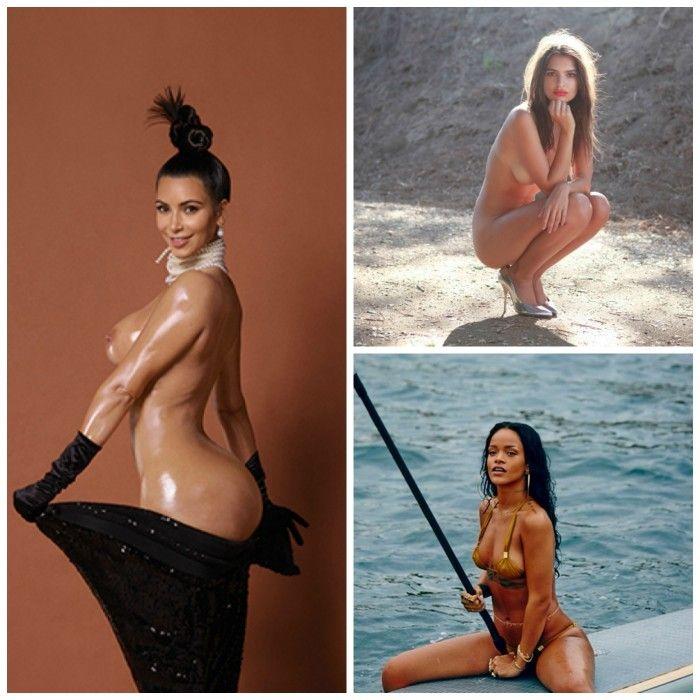 Καυτά μαύρα κορίτσια Γυμνά